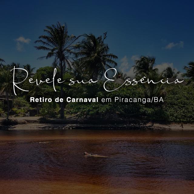 Retiro de Carnaval em Piracanga