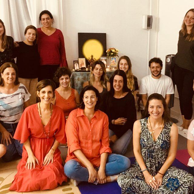 Workshop Revele Sua Essência em Curitiba/ Abril 2018