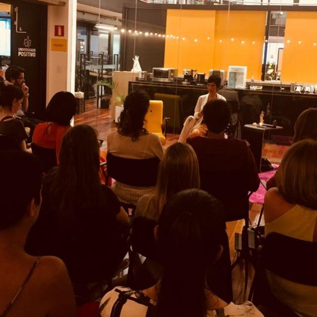 Workshop no NexCoworking em Curitiba